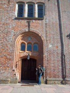 Die Kirche in Breklum