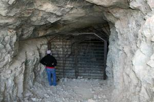 The deepest mine i've yet come across is a steep decline into the depths of the desert floor. I returned many times throughout my youth and found it recently to be closed.