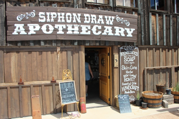 Siphon Draw Apothecary