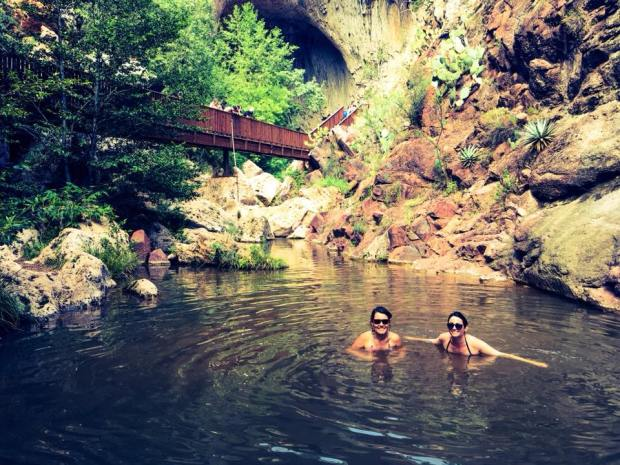 Tonto Natural Bridge Dany LOVE